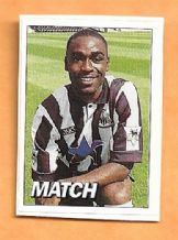 Newcastle United Andy Cole S94